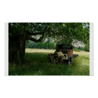 Put out to Pasture Poster