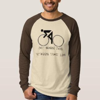 PUT SOME FUN BETWEEN YOUR LEGS T-Shirt