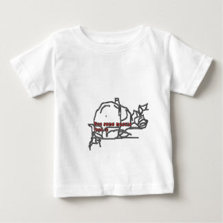 put some muscle baby T-Shirt