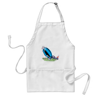 put the boot in - rugby, tony fernandes adult apron