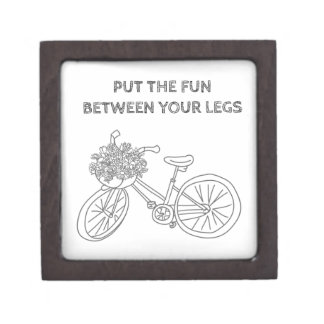 Put the fun between your legs gift box