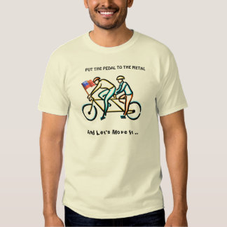 Put The Pedal To The Metal T-Shirt