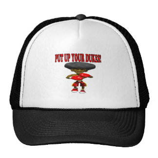 Put Up Your Dukes 2 Trucker Hat