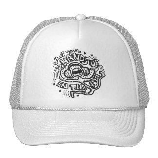 Put Your Hands Up 1 Trucker Hat