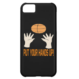 Put Your Hands Up iPhone 5C Cover