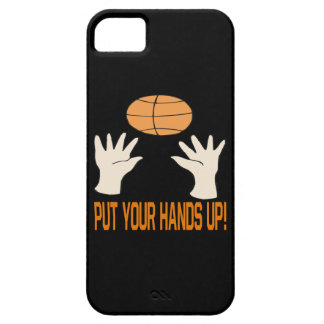 Put Your Hands Up iPhone 5 Case
