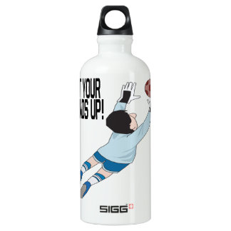 Put Your Hands Up SIGG Traveler 0.6L Water Bottle