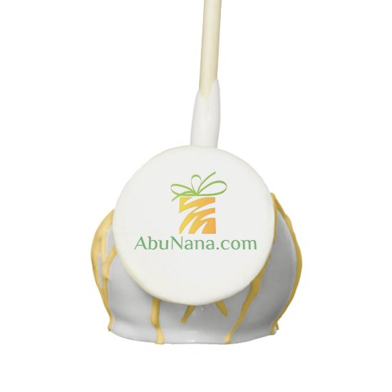 Put Your Logo Here!  Cake Pops