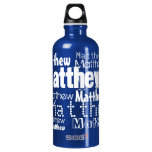 Put Your Name All Over this SIGG Traveler 0.6L Water Bottle