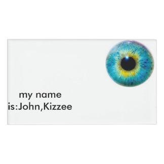 put your name here name tag