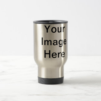 Put Your Own Image Here! Customizable Template Mugs