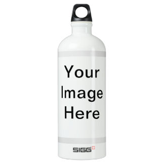 Put Your Own Image Here! Customizable Template SIGG Traveler 1.0L Water Bottle