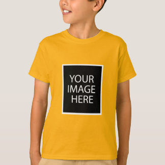Your logo here kids baby clothing apparel zazzle for Put my logo on a shirt