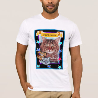 PUT YOUR  PET'S  PHOTO  HERE... T-Shirt