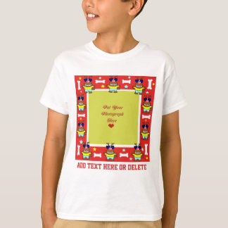 PUT YOUR  PHOTO HERE... T-Shirt