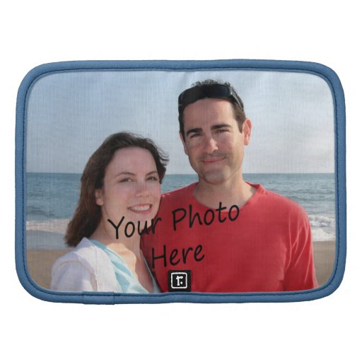 Put Your Photo On A Folio Planner