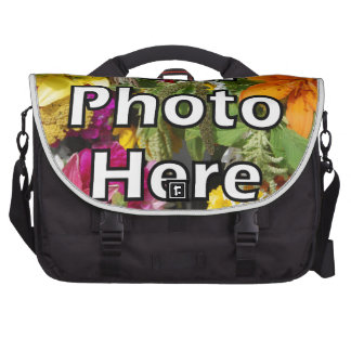 Put Your Picture Here for Great Gift Nana Dad Papa Bag For Laptop