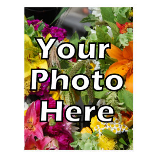 Put Your Picture Here for Great Gift Nana Dad Papa Postcard