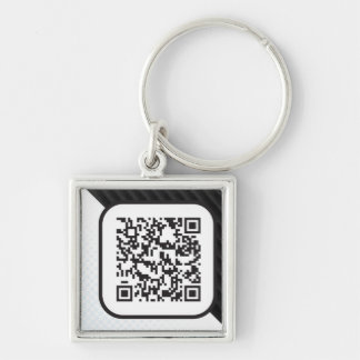 Put your Scannable QR code on these Keychain