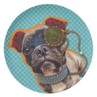 Putch Melamine Plate