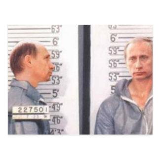 Putin Владимир Путин Post Cards