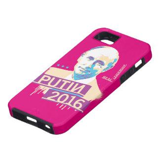 Putin 2016 iPhone 5 fundas