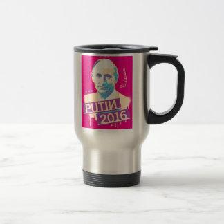 Putin 2016 travel mug