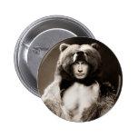 Putin el oso pin