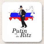 Putin en el Ritz Posavasos De Bebida
