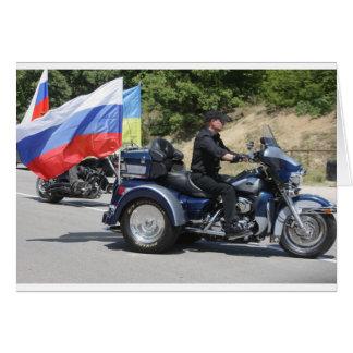 ¡Putin monta un Trike! Felicitacion