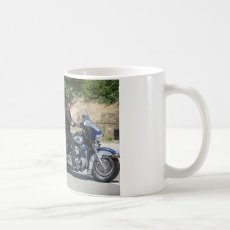 ¡Putin monta un Trike! Taza De Café