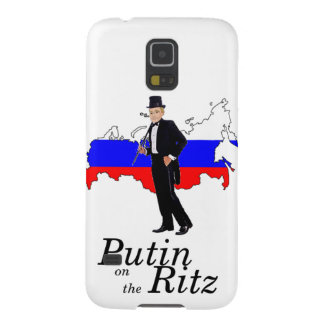 Putin on the Ritz Galaxy S5 Covers