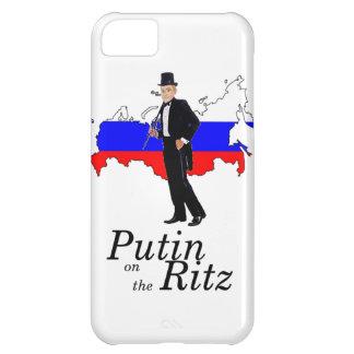 Putin on the Ritz iPhone 5C Cases