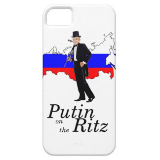 Putin on the Ritz iPhone 5 Cover