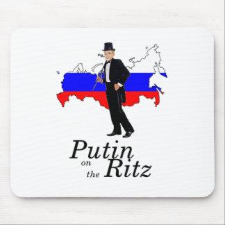 Putin on the Ritz Mousepads
