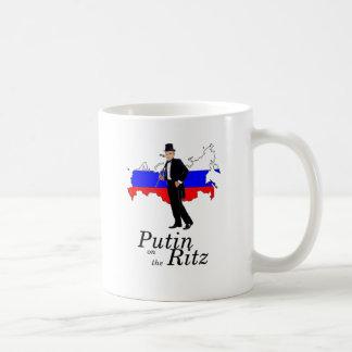 Putin on the Ritz Coffee Mug