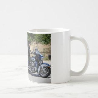 Putin rides a Trike! Classic White Coffee Mug