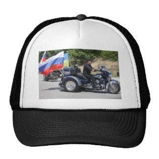 Putin rides a Trike! Trucker Hat