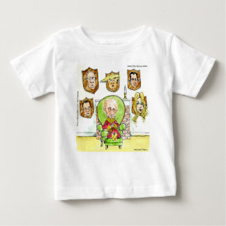 Putin The Hunter Gets Not My President Trump Baby T-Shirt