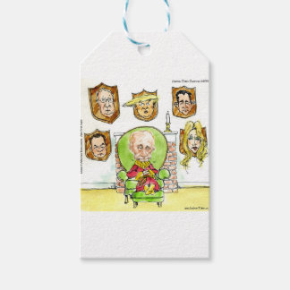 Putin The Hunter Gets Not My President Trump Gift Tags