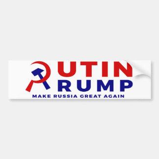 Putin/Trump Bumper Sticker
