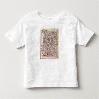 Putnam County and Vigo County Toddler T-shirt