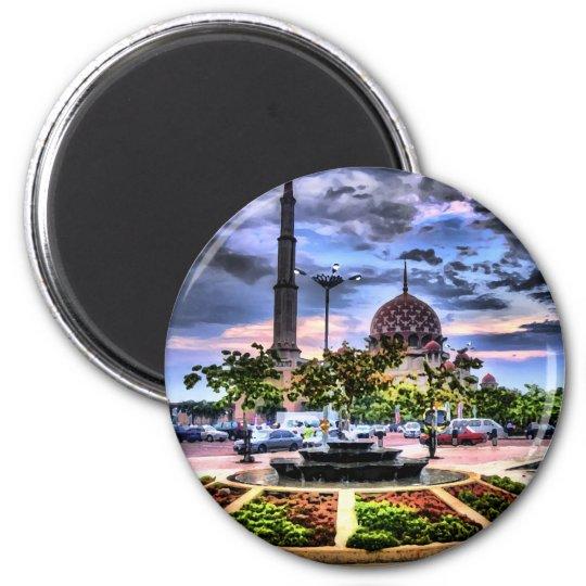Putra Mosque, Putrajaya, Malaysia Magnet