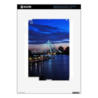 Putrajaya Bridge, Malaysia iPad 3 Decal