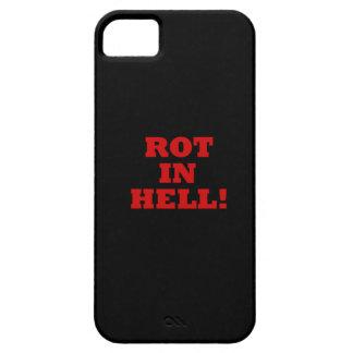 Putrefacción en infierno iPhone 5 funda