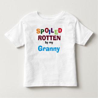 Putrefacto estropeada por mi camiseta del bebé de remeras