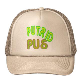 Putrid Pus Trucker Hat