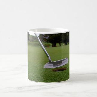 Putt agradable taza
