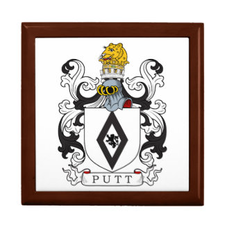 Putt Coat of Arms Gift Box