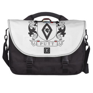 Putt Coat of Arms Bag For Laptop